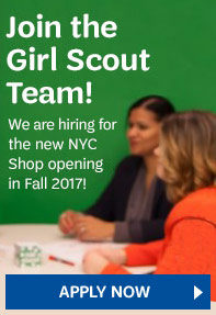 Join the Girl Scout team!