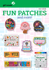 2018 Fall Fun Patches