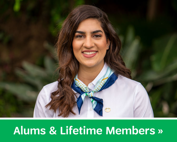 Shop all Girl Scout Alums and Lifetime Members Gear