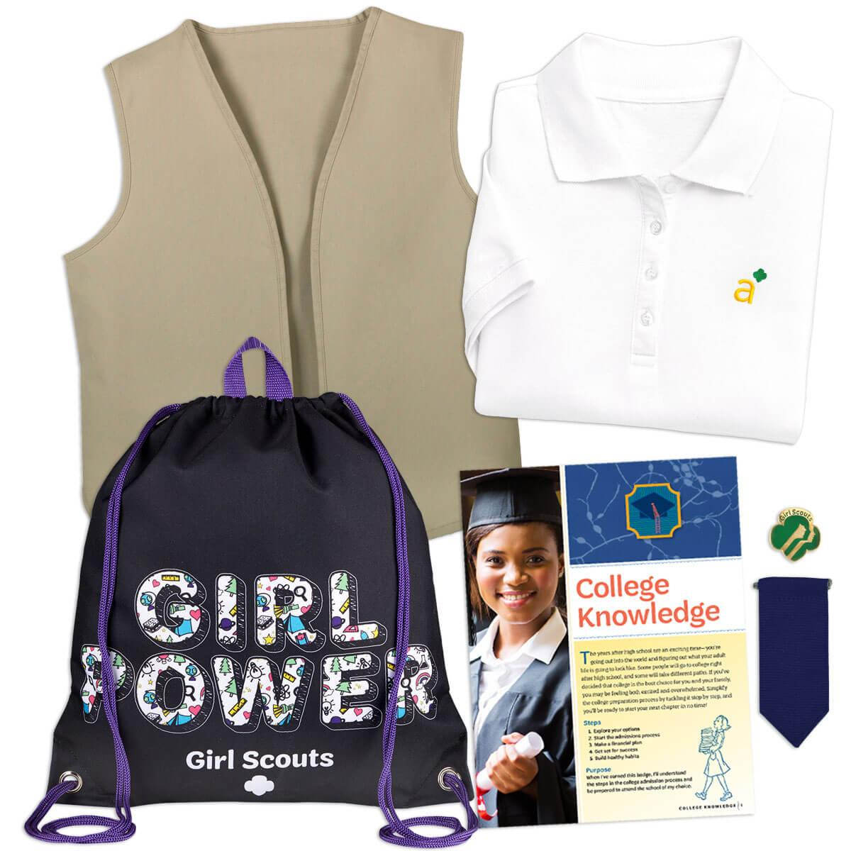 Girl Scout Ambassador Kit