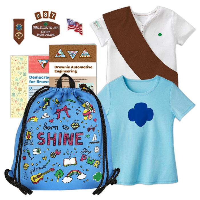 Girl Scout Daisy Kit