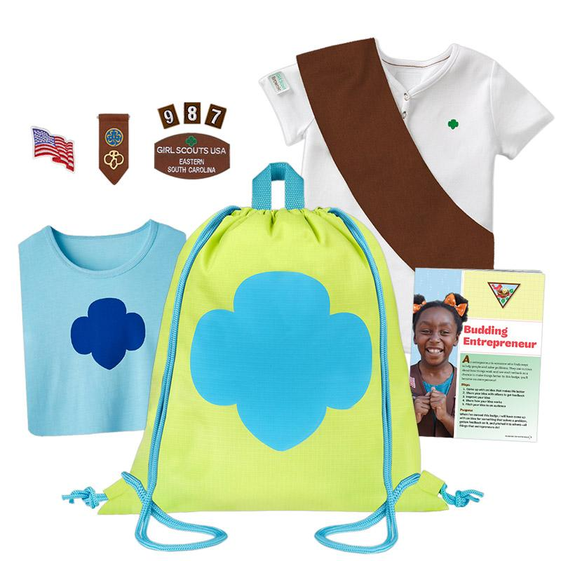 Brownie My Girl Scout Kit