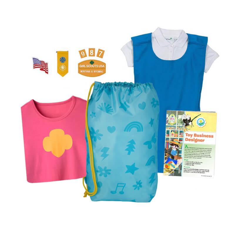 Daisy My Girl Scout Kit