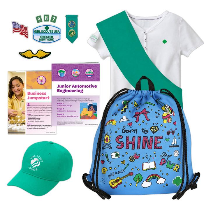 Girl Scout Junior Kit
