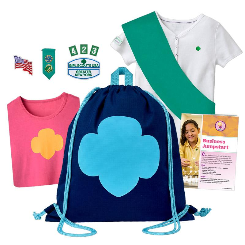 Make your own My Girl Scout Kit