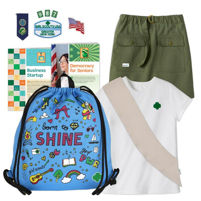 Girl Scout Senior Kit