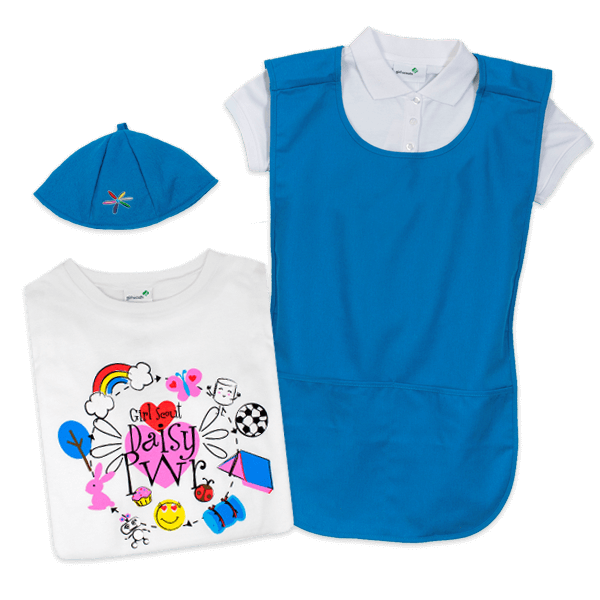 Girls > Girl Scout Kits > My Girl Scout Kits > My Girl Scout Daisy Kit