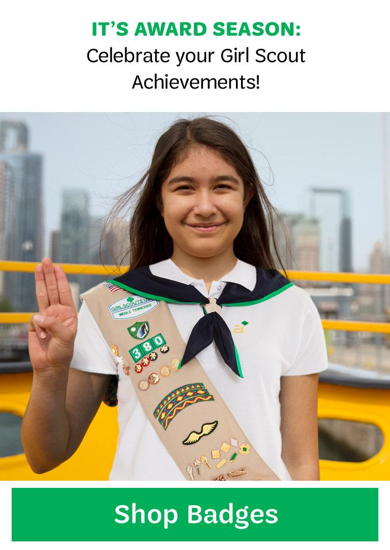 wel e   girl scouts of the usa