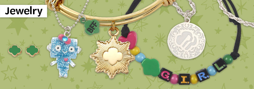 Girl Scout Jewelry