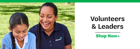 Shop all Girl Scout Volunteer and Leader Gear