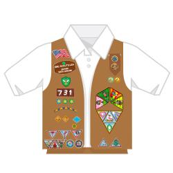 brownie vests   popflyboys