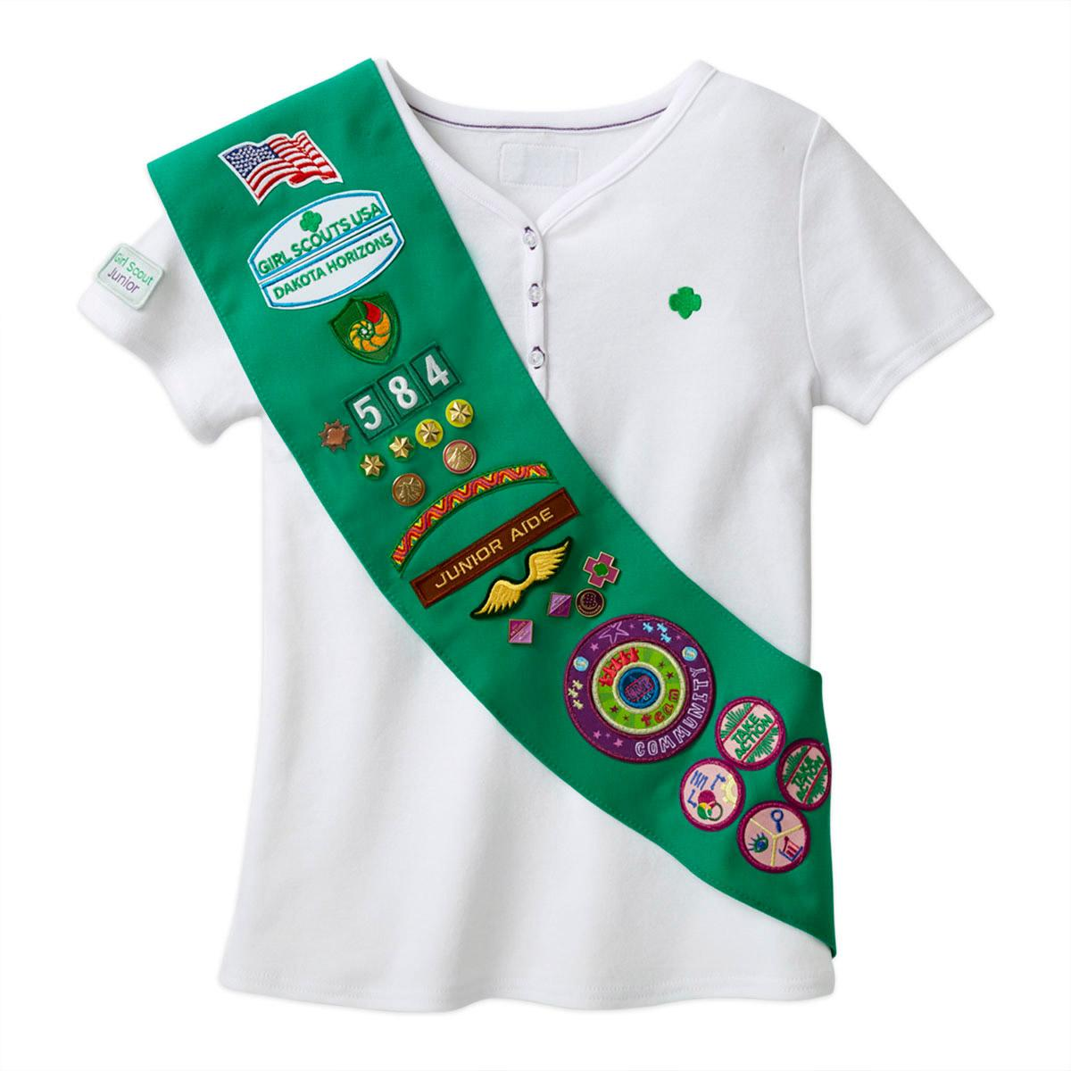 Junior Henley Shirt