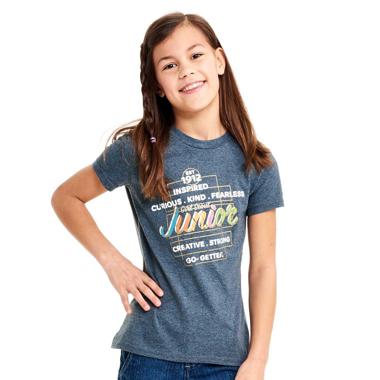 Junior Message T-Shirt