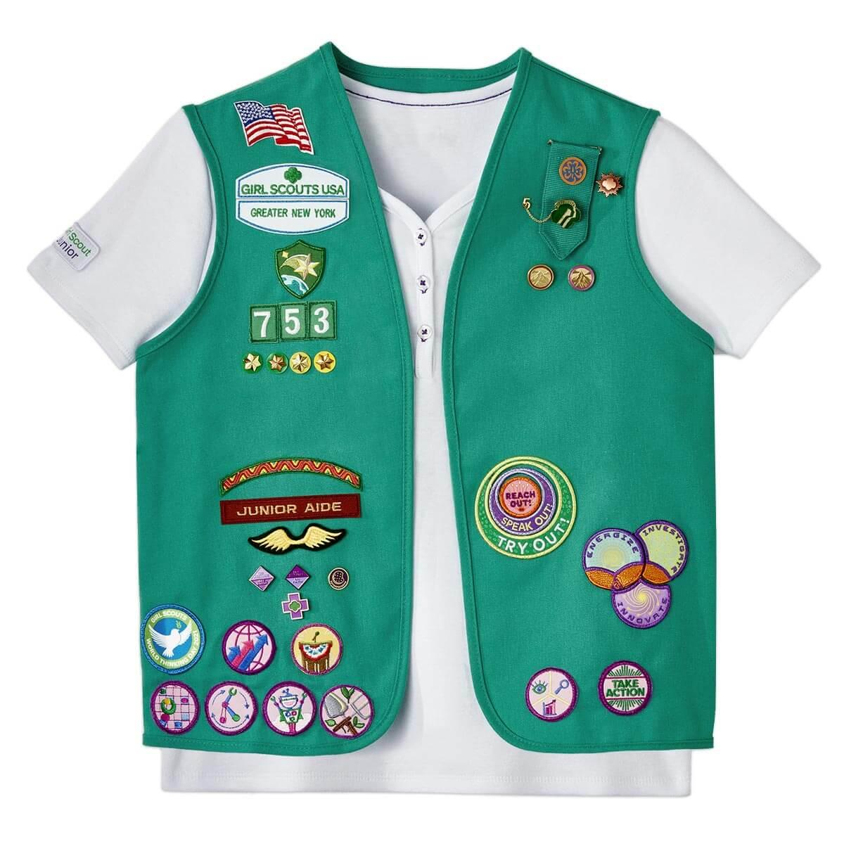 Official Junior Vest