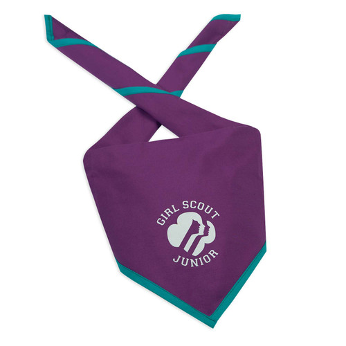 Official Girl Scout Junior Scarf