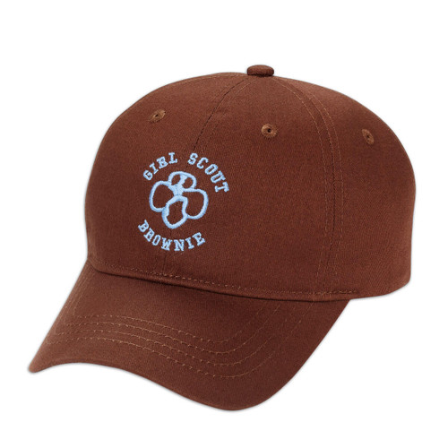 Girl Scout Brownie Baseball Cap