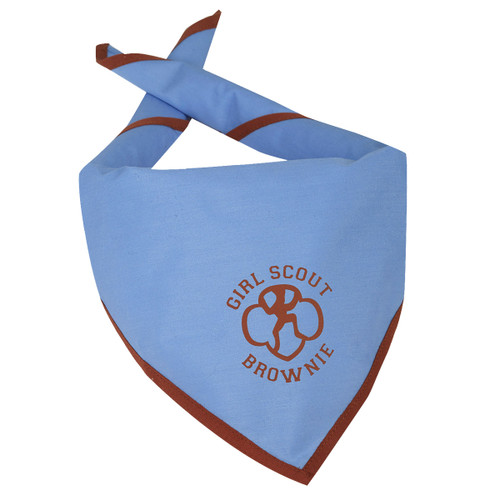 Official Girl Scout Brownie Scarf