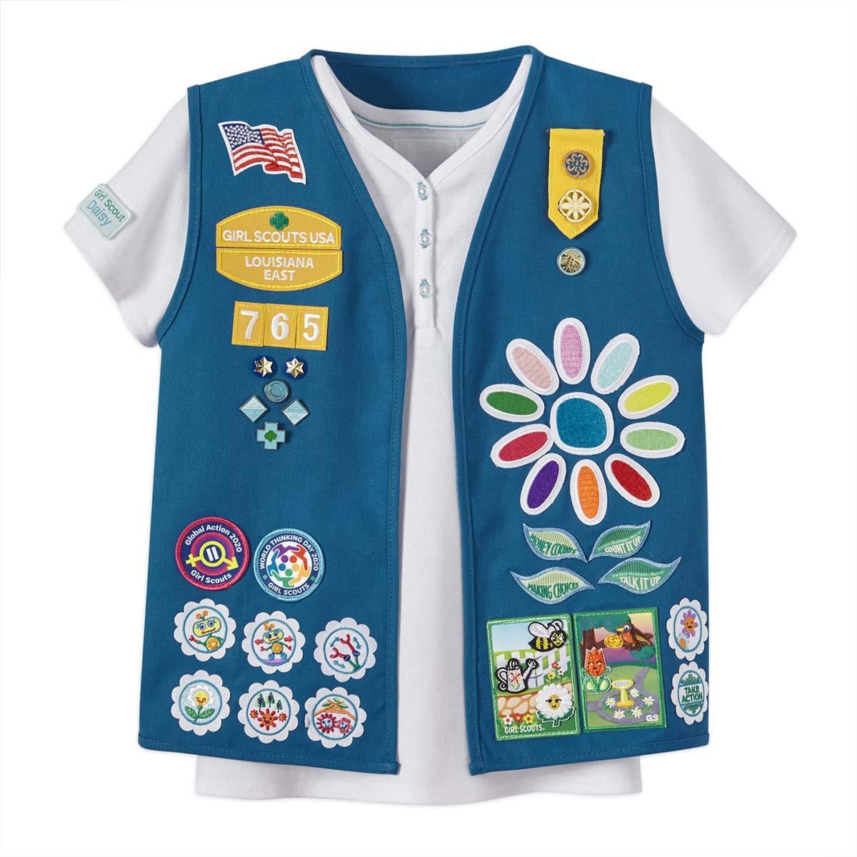 Girl Scout Daisy Henley