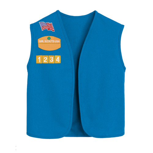 Customized Official Daisy Vest
