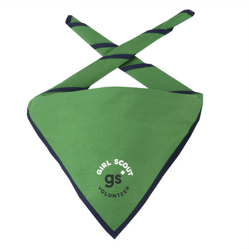 Official Girl Scout Volunteer Scarf