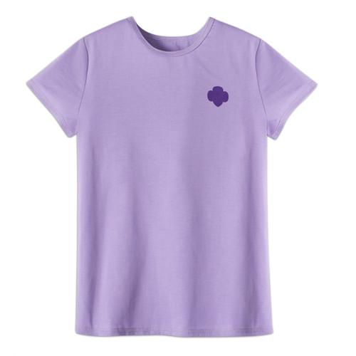 Violet Classic Trefoil T-Shirt