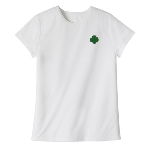 White Classic Trefoil T-Shirt