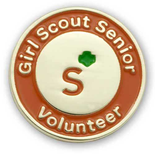 Senior Volunteer Pin