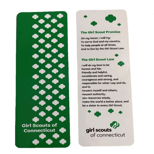 GSOFCT Promise and Law Bookmark