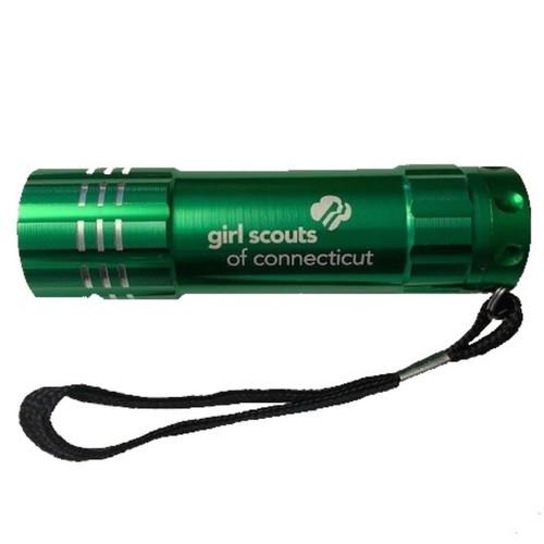 GSOFCT Flashlight green