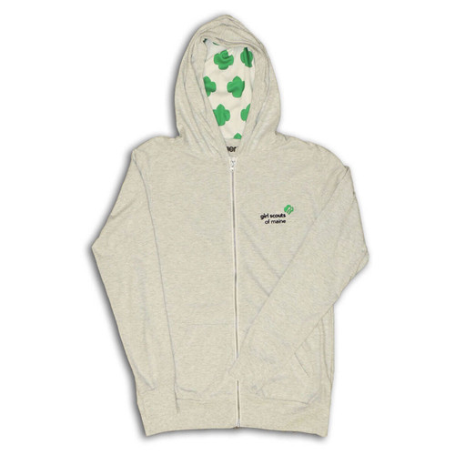 GSME Hoodie with Embroidered Trefoi