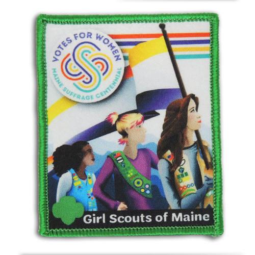 GSME Maine Women's Suffrage Centenn