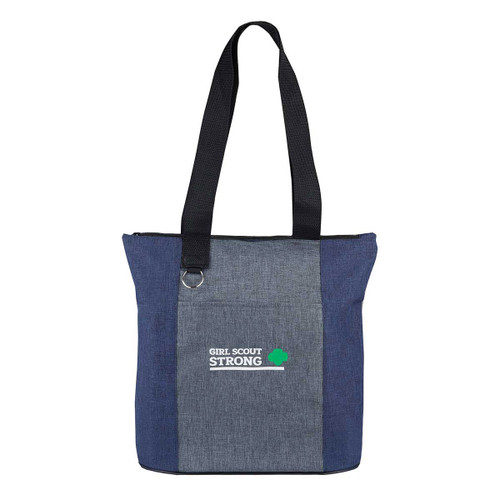 Girl Scout Strong Zip Tote