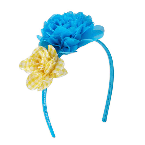 Daisy Flower Headband