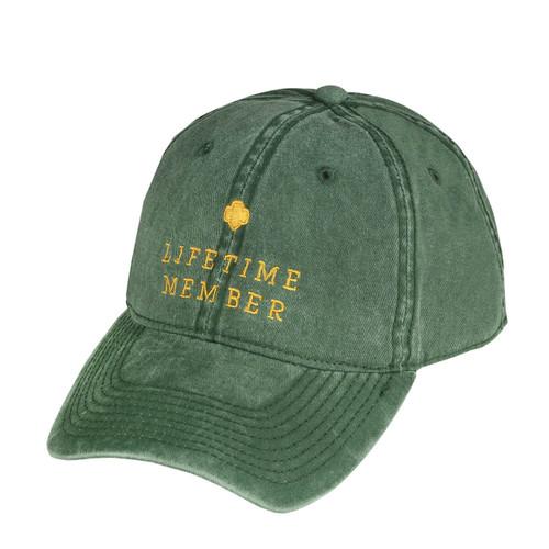 Lifetime Member Baseball Cap
