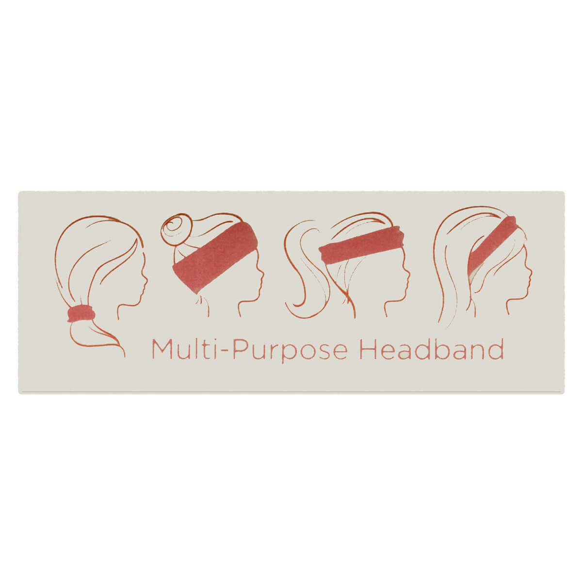 Unicorn Microfiber Headband