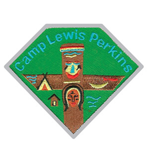 Camp Lewis Perkins patch