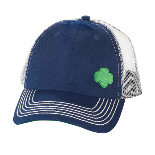 Girl Scouts Go Green Baseball Cap