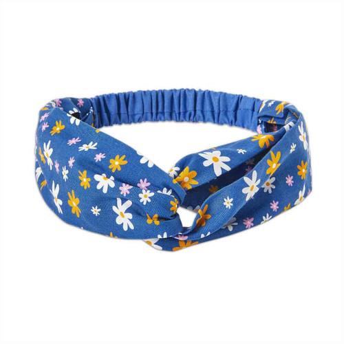 daisy twist headband