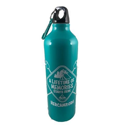 GSEMA Atrium Aluminum Water Bottle