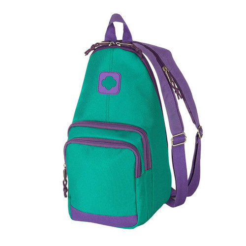 junior sling backpack