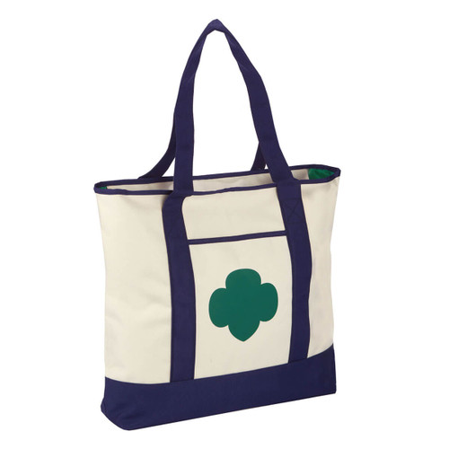 Recycled Boat Tote