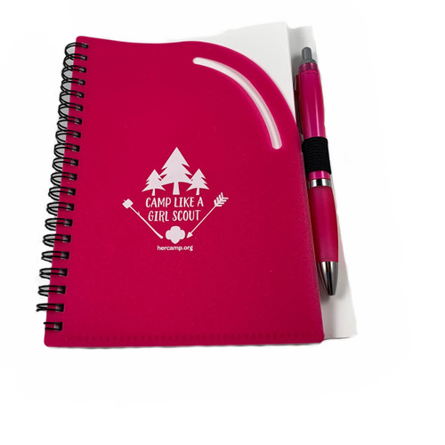 GSEMA Curvy Top Notebook Set