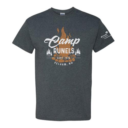 GSEMA Camp Runels T-Shirt Dark Heat