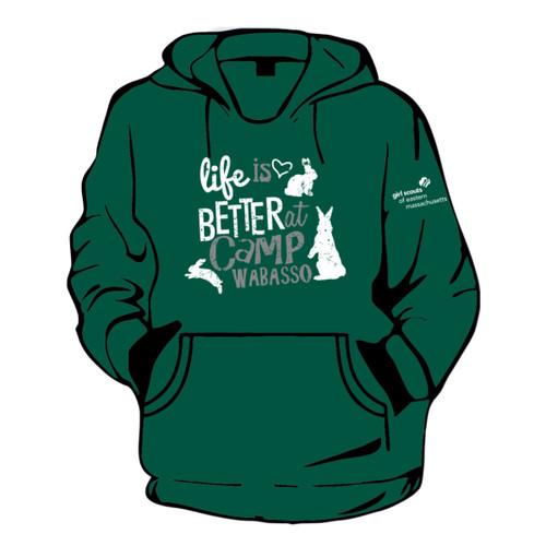 GSEMA Camp Wabasso Hoodie Hunter