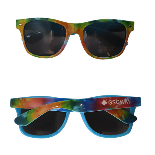 GSGWM Tie Dye Sunglasses