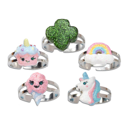 5-Piece Ring Set