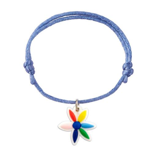 Daisy Petal Friendship Bracelet