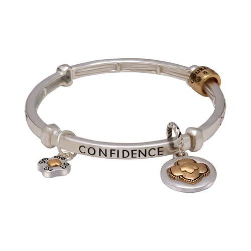 Girl Scout Stretch Charm Bracelet