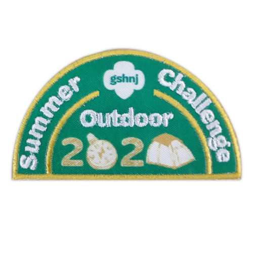 GSHNJ 2020 Summer Outdoor Challenge
