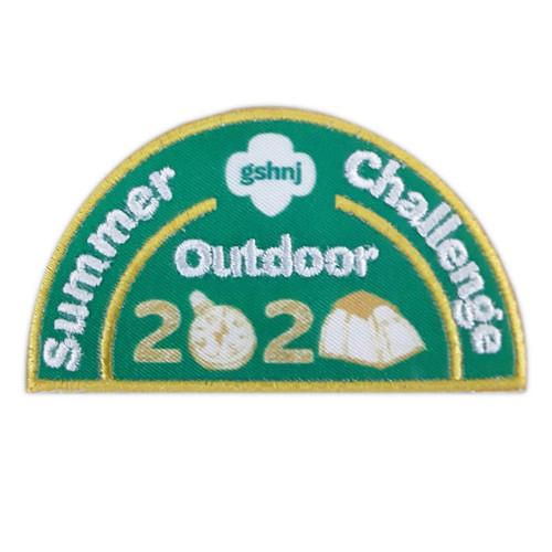 GSHNJ 2020 Summer Outdoor Challenge